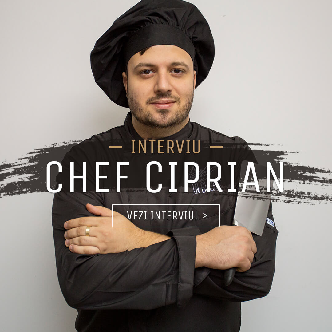 Interviu Chef Ciprian In Bucate - tiny