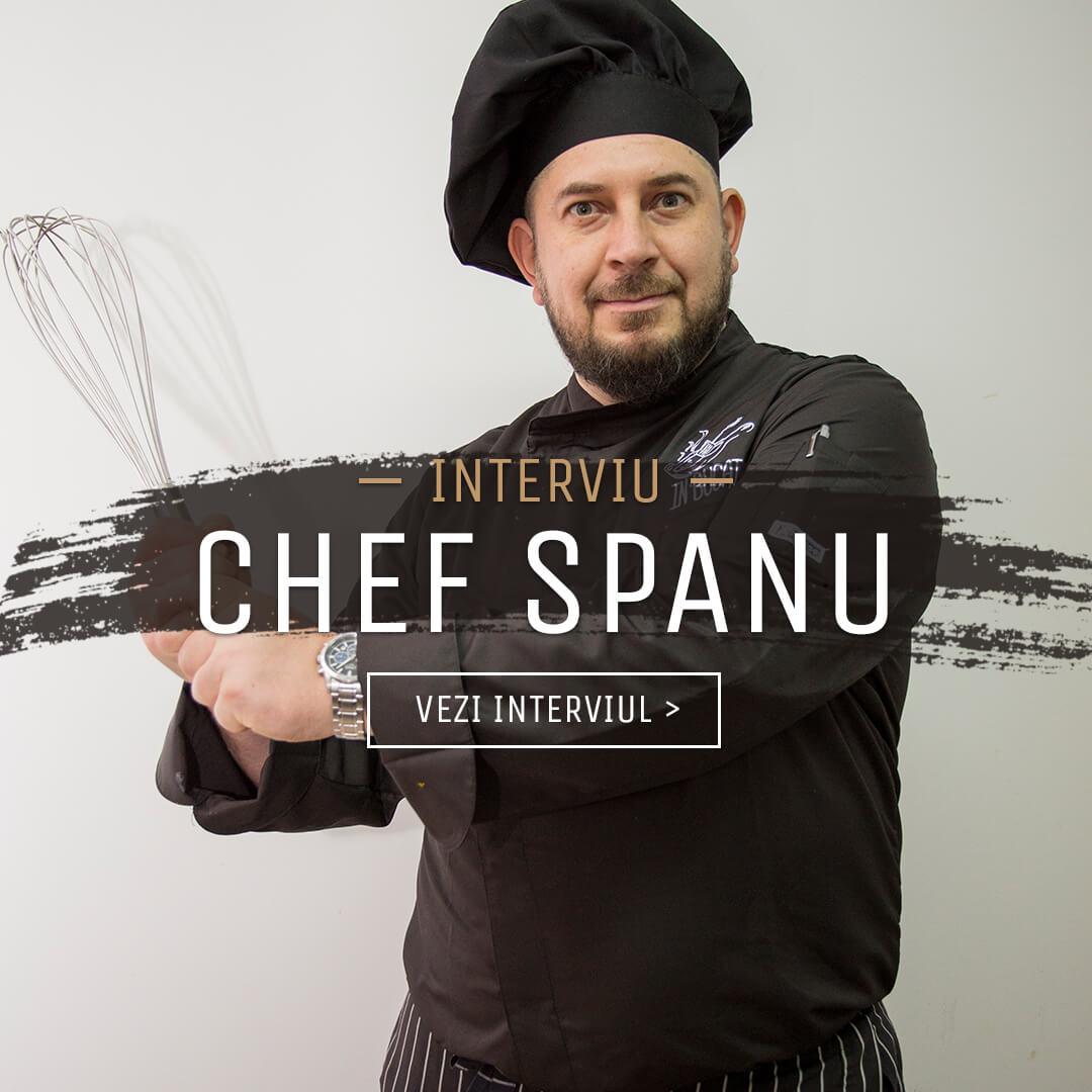Interviu Chef Spanu In Bucate - tiny
