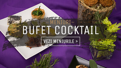 Bufet Cocktail In Bucate Catering