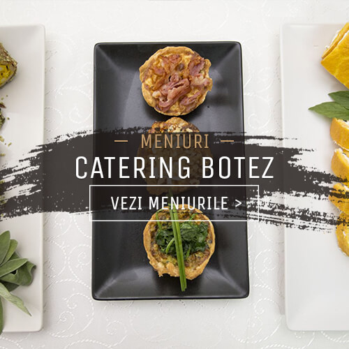 Catering Botez - In Bucate Catering