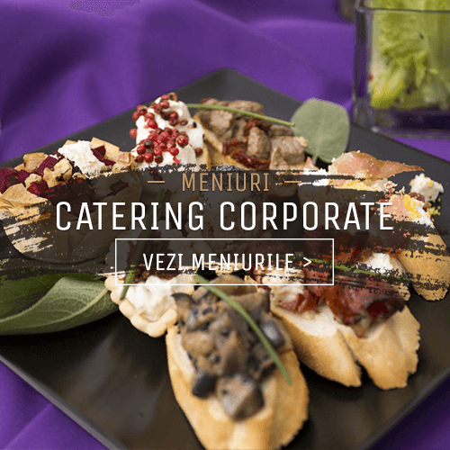 Catering Corporate - In Bucate Catering