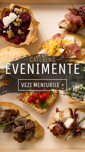 Catering Evenimente Private - In Bucate Catering