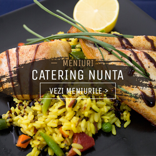Catering Nunta - In Bucate Catering
