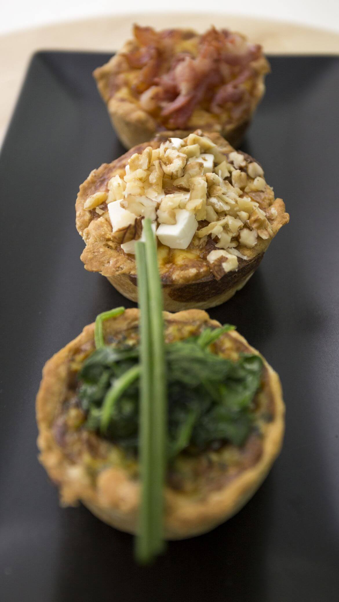In Bucate - Mini quiche