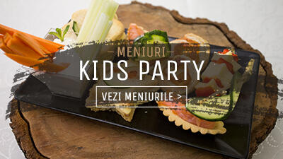 Kids Party In Bucate Catering