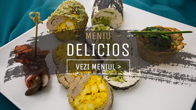 Meniu Cocktail Bufet Delicios - In Bucate Catering