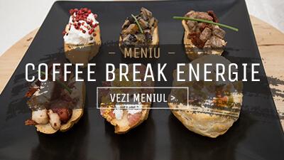 Meniu Coffee Break Energie - In Bucate Catering