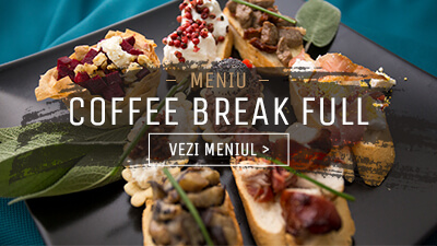 Meniu Coffee Break Full - In Bucate Catering
