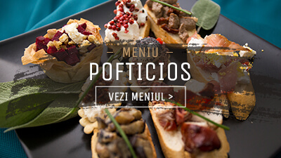 Meniu Finger Food Pofticios - In Bucate Catering