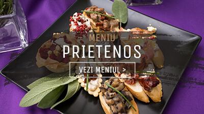 Meniu Finger Food Prietenos - In Bucate Catering
