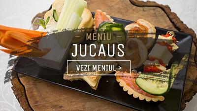 Meniu Kids Party Jucaus - In Bucate Catering