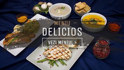 Meniu Lunch Delicios - In Bucate Catering