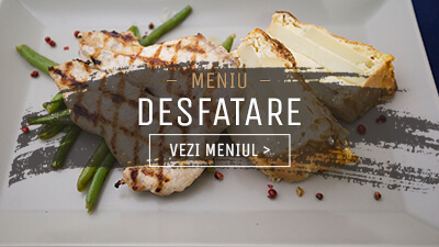Meniu Lunch Desfatare - In Bucate Catering