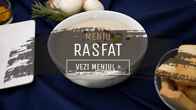 Meniu Lunch Rasfat - In Bucate Catering