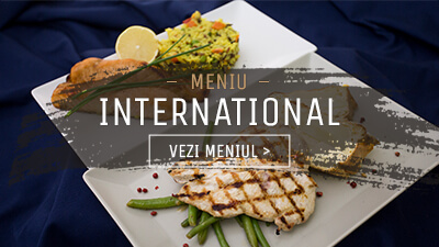 Meniu Nunta International - In Bucate Catering