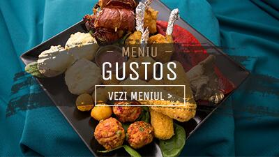 Meniu Platouri Calde Gustos - In Bucate Catering