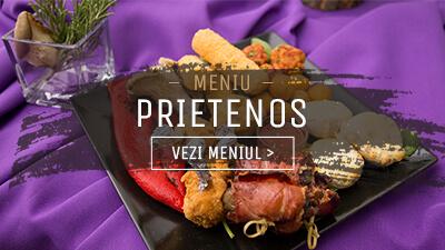 Meniu Platouri Calde Prietenos - In Bucate Catering