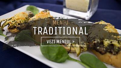 Meniu Platouri Calde Traditional - In Bucate Catering