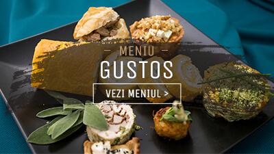 Meniu Platouri Reci Gustos - In Bucate Catering