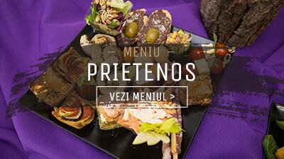 Meniu Platouri Reci Prietenos - In Bucate Catering