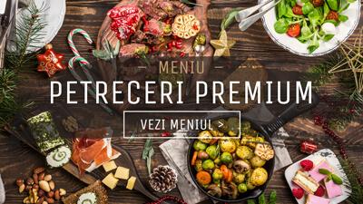 Catering Petreceri Premium